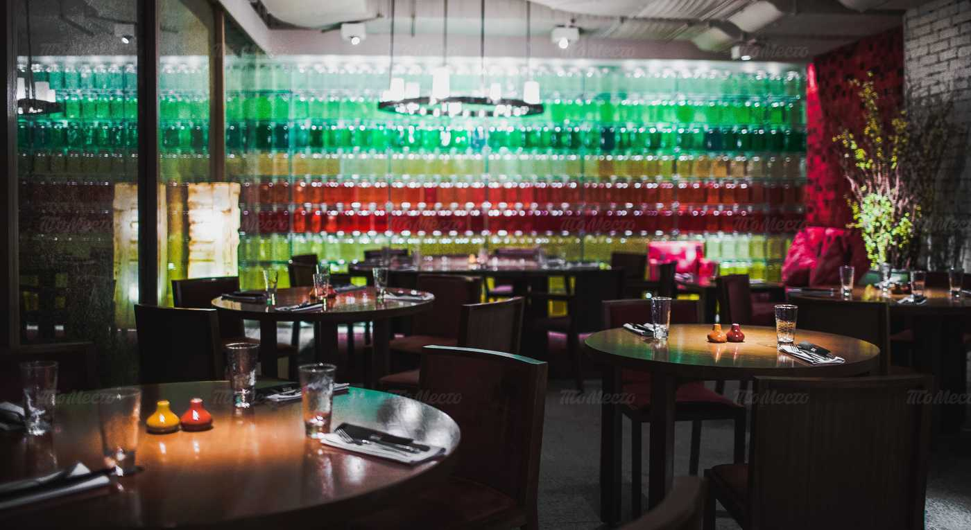 Ресторан Недальний Восток на Тверском бульваре фото 8