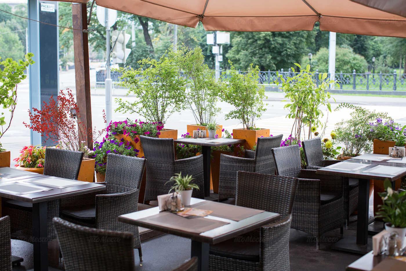 """Ресторан Остерия """"У Сальваторе"""" (бывш. """"У Джузеппе"""") на Самотечной улице фото 9"""