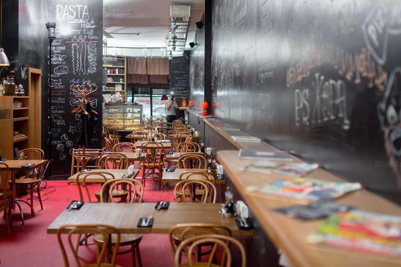 """Ресторан Остерия """"У Сальваторе"""" (бывш. """"У Джузеппе"""") на Самотечной улице фото 5"""