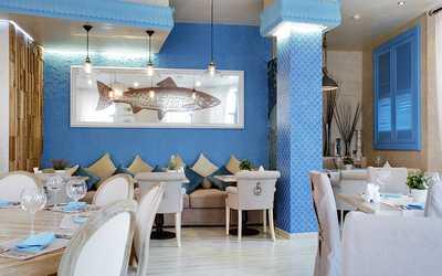 Банкеты ресторана Омулевая Бочка на улице Покровка фото 3