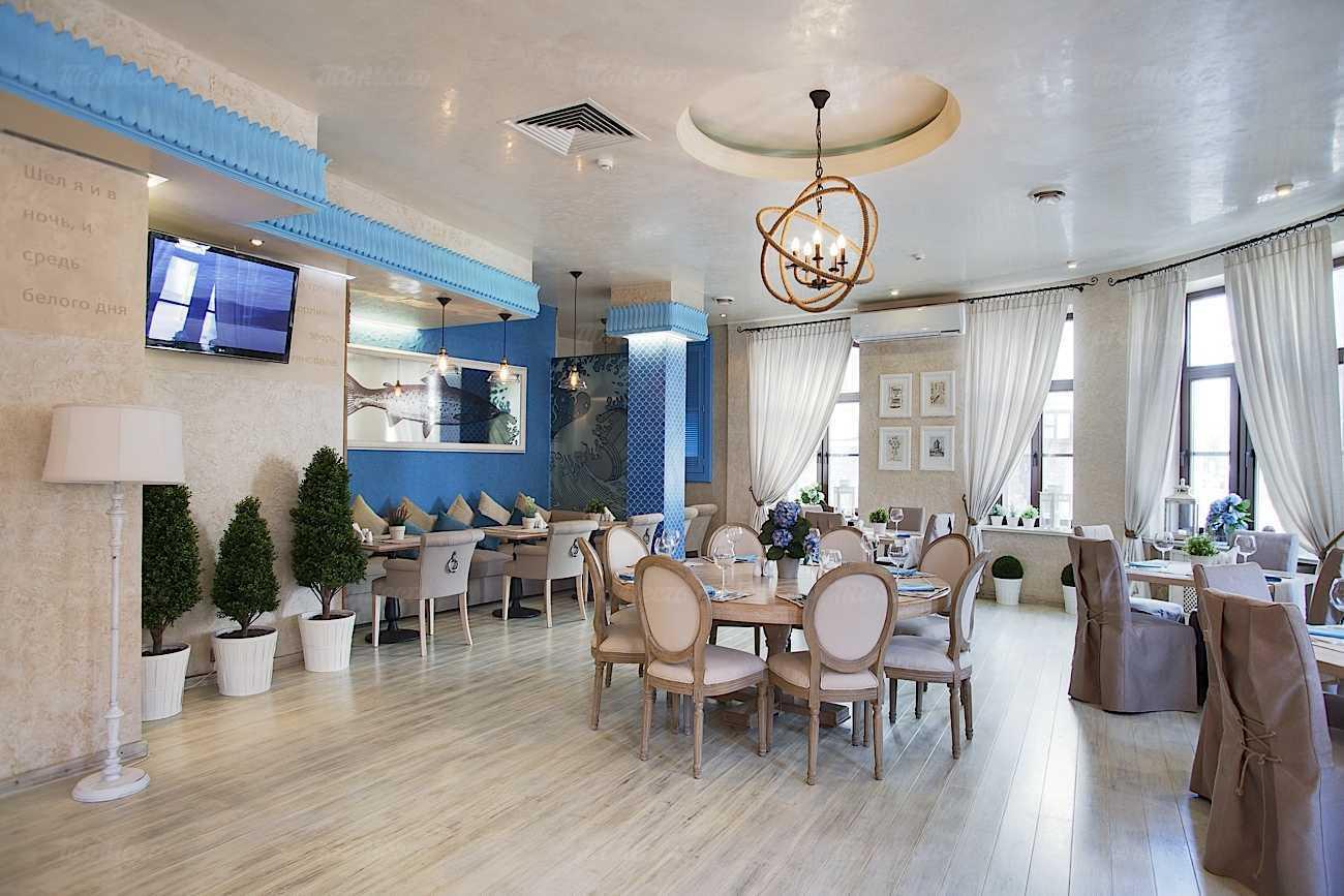 Банкеты ресторана Омулевая Бочка на улице Покровка фото 4