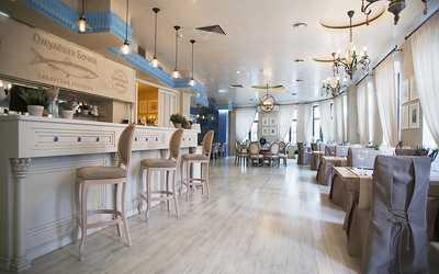 Банкеты ресторана Омулевая Бочка на улице Покровка фото 2