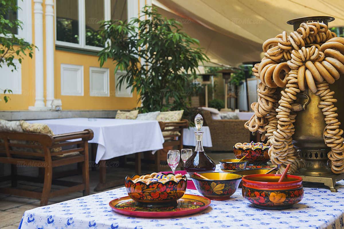 Ресторан Обломов в 1-м Монетчиковском переулке фото 10