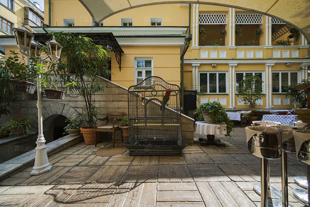 Ресторан Обломов в 1-м Монетчиковском переулке фото 9