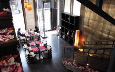 Банкетный зал ресторана Lotus на Рублево-Успенском шоссе 114, c2