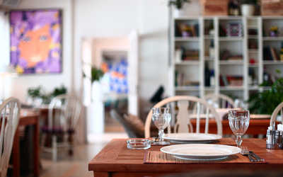Банкетный зал ресторана Причал на 2-м км Ильинского шоссе фото 2