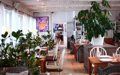 Банкетный зал ресторана Причал на 2-м км Ильинского шоссе фото 1