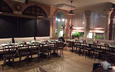 Банкетный зал кафе Сам пришел в Лубянском проезде