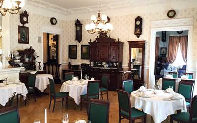 Банкеты ресторана Семь Пятниц на Воронцовской улице фото 1