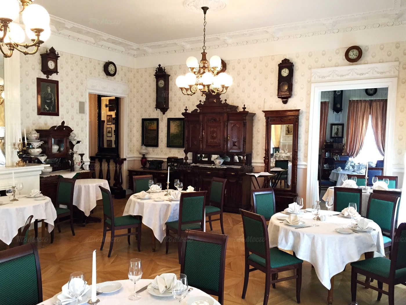 Ресторан Семь Пятниц на Воронцовской улице