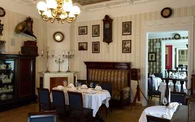 Банкеты ресторана Семь Пятниц на Воронцовской улице фото 2