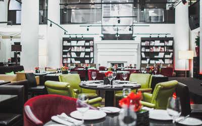 Банкетный зал ресторана Tatler Club (Татлер Клуб) на Кутузовском проспекте