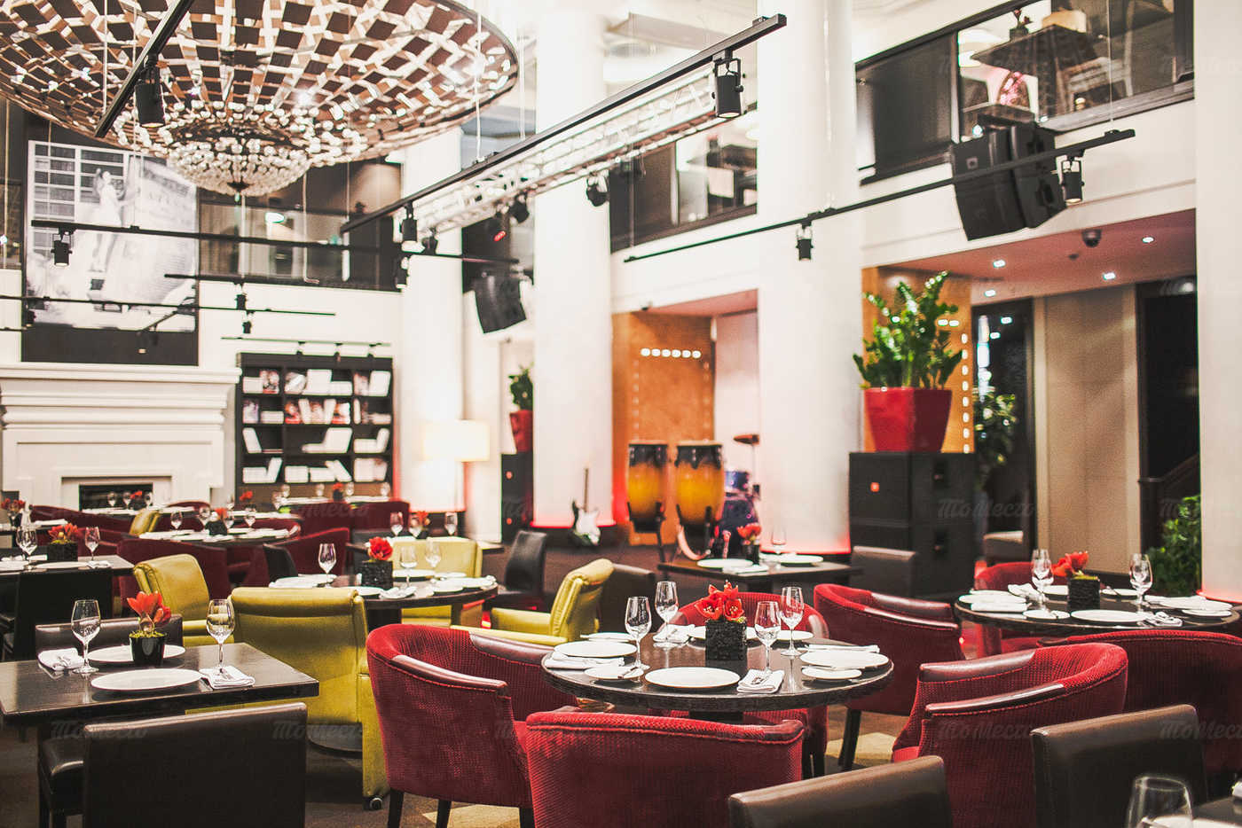 Меню ресторана Tatler Club (Татлер Клуб) на Кутузовском проспекте