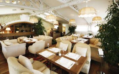 Банкеты ресторана Тинатин на улице Плющиха фото 1