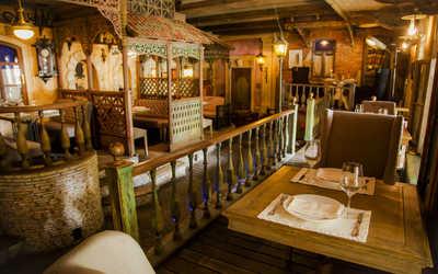 Банкетный зал ресторана Тифлисский дворик (Tiflis) на Остоженке фото 1