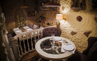Банкетный зал ресторана Тифлисский дворик (Tiflis) на Остоженке фото 2