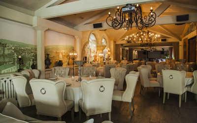 Банкетный зал ресторана Тифлисский дворик (Tiflis) на Остоженке фото 3