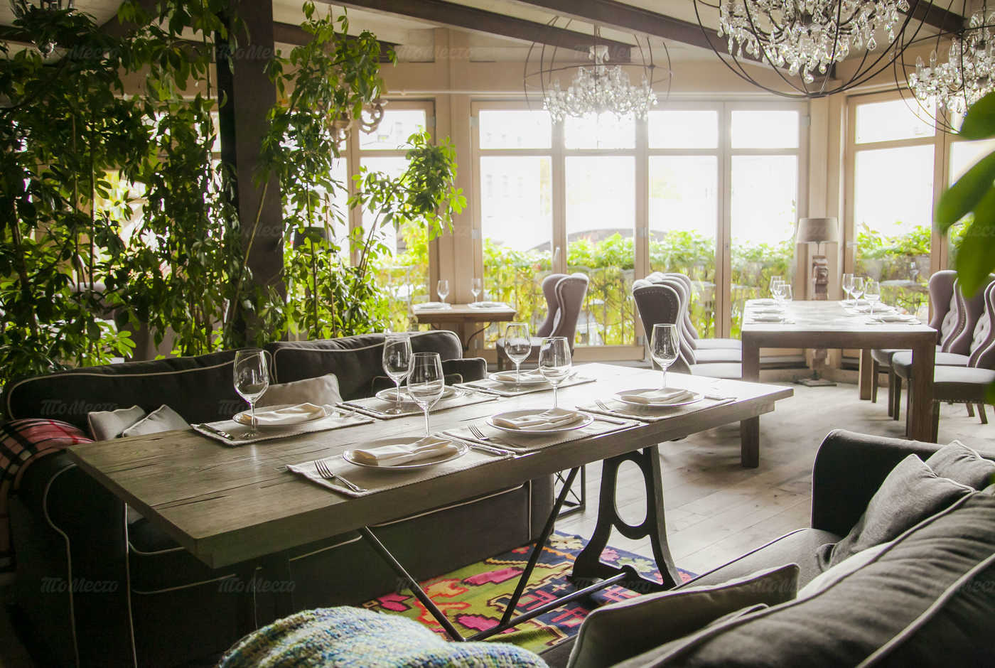 Ресторан Тифлисский дворик на Остоженке фото 8