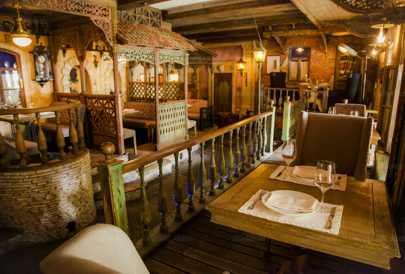 Ресторан Тифлисский дворик на Остоженке
