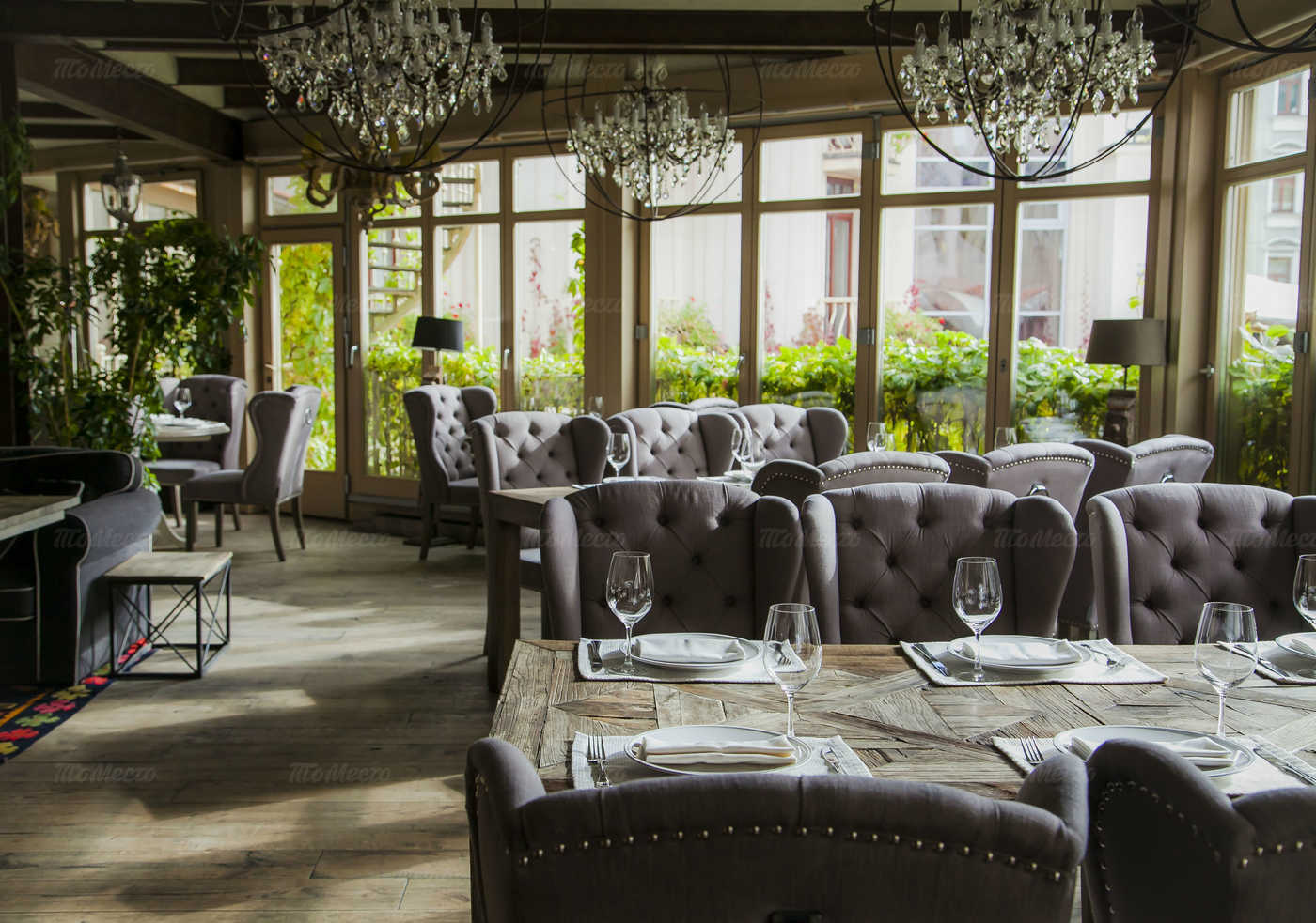 Ресторан Тифлисский дворик на Остоженке фото 10