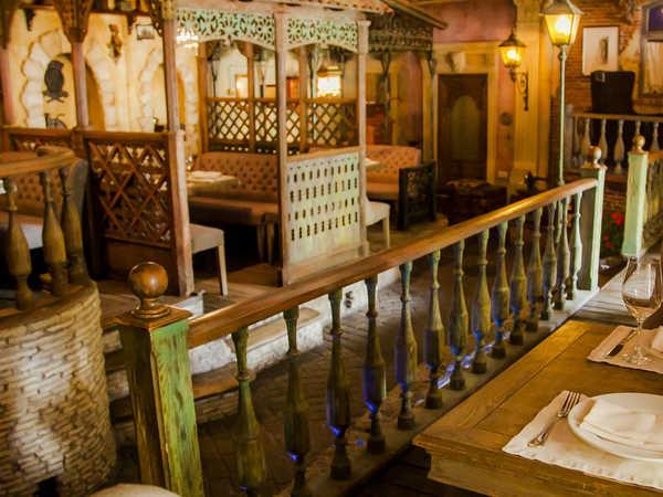 Тифлисский дворик