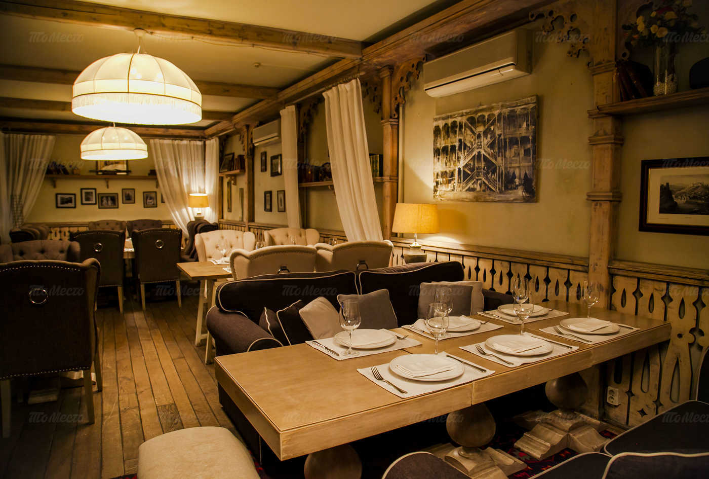 Ресторан Тифлисский дворик на Остоженке фото 7