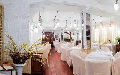 Банкетный зал ресторана Чехов в Камергерском переулке фото 1
