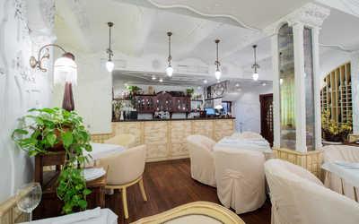 Банкетный зал ресторана Чехов в Камергерском переулке фото 2
