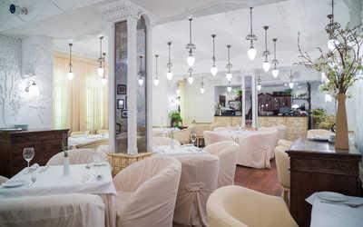 Банкетный зал ресторана Чехов в Камергерском переулке фото 3