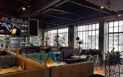 Банкетный зал ресторана Черетто на Ленинградском проспекте фото 1
