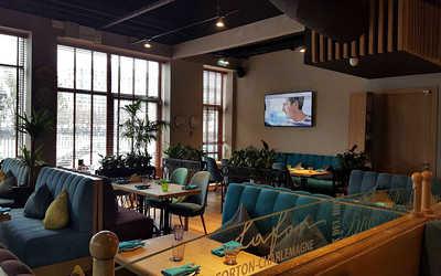 Банкетный зал ресторана Черетто на Ленинградском проспекте фото 3