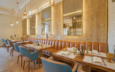 Банкетный зал ресторана Бокончино (Bocconcino) на Страстном бульваре фото 3