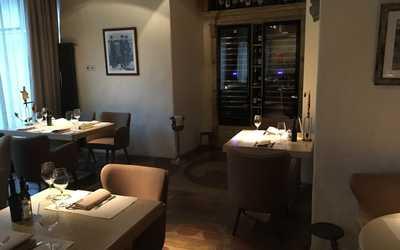 Банкетный зал ресторана Bocconcino на Новослободской улице фото 2