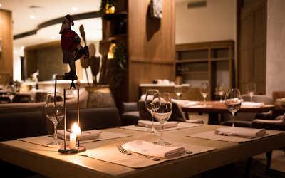 Банкетный зал ресторана Бокончино (Bocconcino) на Кутузовском проспекте фото 3