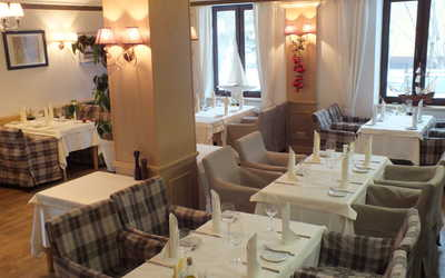 Банкетный зал ресторана Ботик Петра на улице Вавиловой фото 1