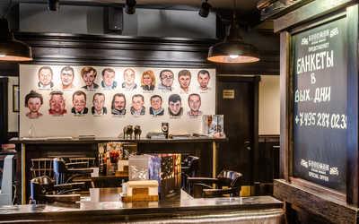 Банкетный зал ресторана, стейк-хауса Goodman на Пресненской набережной
