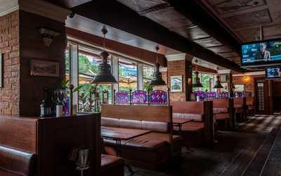 Банкетный зал пивного ресторана Темпл бар на Центральном проспекте фото 1
