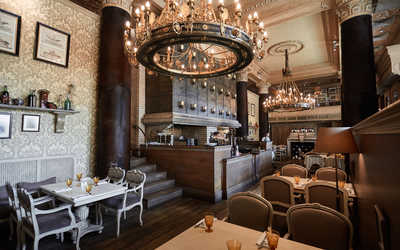 Банкетный зал ресторана Эль Гаучо (El Gaucho) на Садовой-Триумфальной улице фото 1