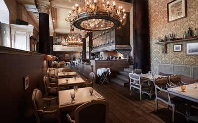 Банкетный зал ресторана Эль Гаучо (El Gaucho) на Садовой-Триумфальной улице фото 3