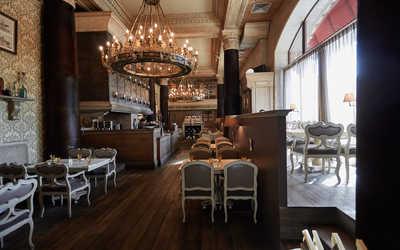 Банкетный зал ресторана Эль Гаучо (El Gaucho) на Садовой-Триумфальной улице фото 2