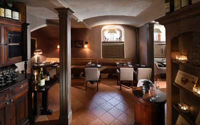 Банкетный зал ресторана Эль Гаучо (El Gaucho) На Большом Козловском переулке