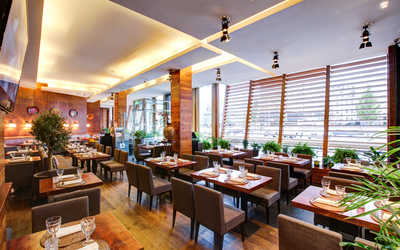 Банкетный зал ресторана Бараshка на Новом Арбате фото 3