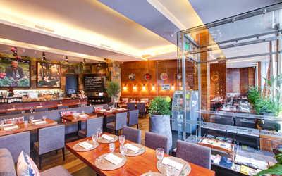Банкетный зал ресторана Бараshка на Новом Арбате фото 2