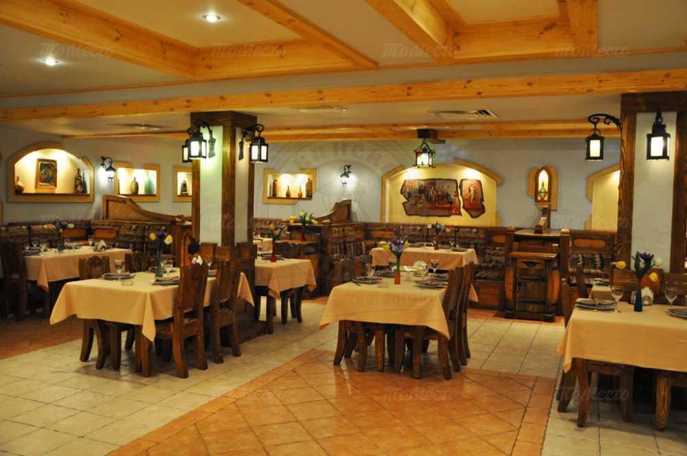 Меню ресторана Бакинский бульвар на Университетской улице