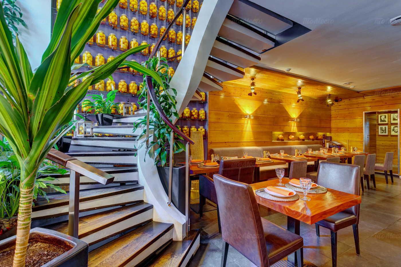Ресторан Барашка (Бараshка) на Петровке