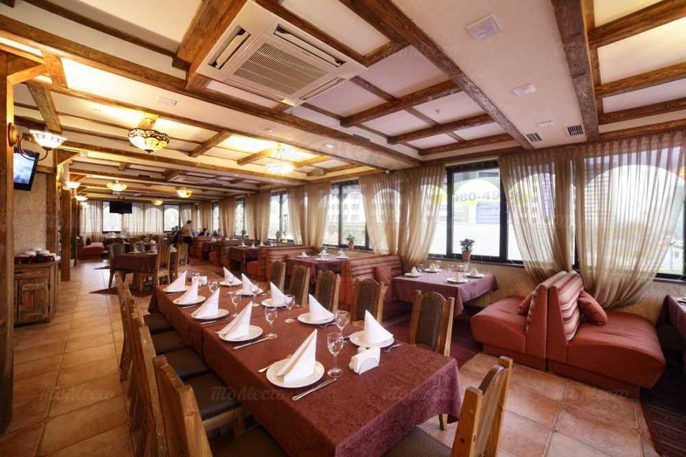Меню ресторана Бакинский бульвар на улице Наметкиной