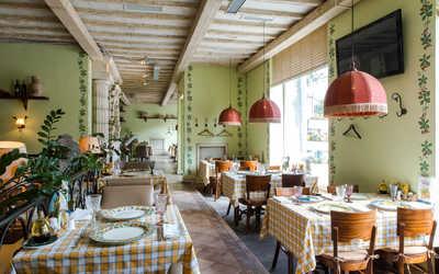 Банкетный зал ресторана Бенвенуто (Benvenuto) на Велозаводской улице фото 1