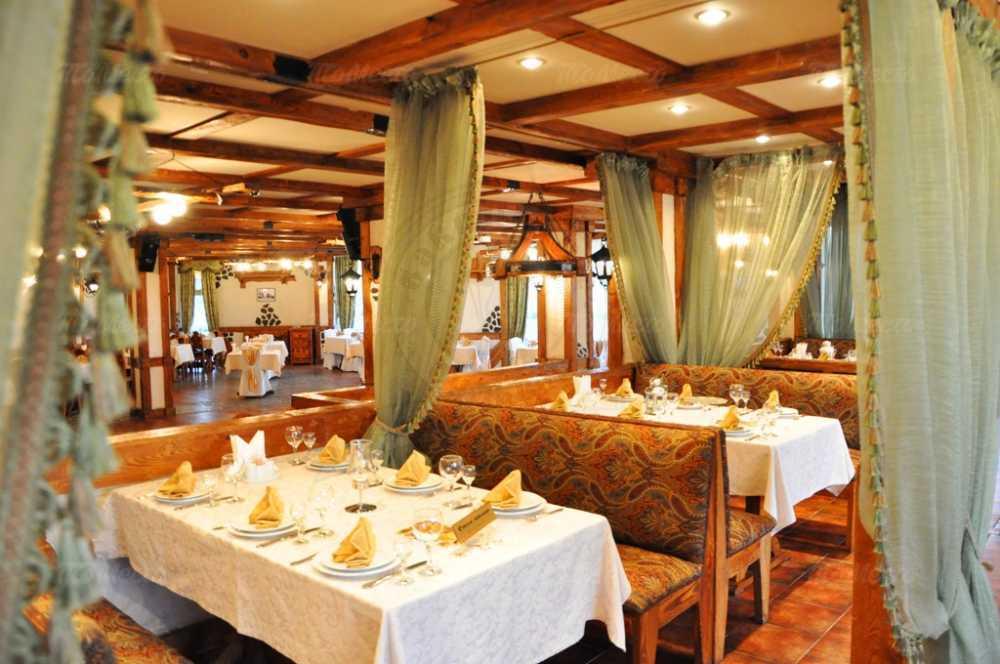 Меню ресторана Бакинский бульвар на Балаклавском проспекте