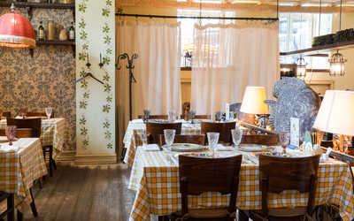 Банкетный зал ресторана Бенвенуто на Сретенском бульваре фото 3