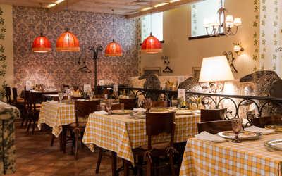 Банкетный зал ресторана Бенвенуто на Сретенском бульваре фото 1